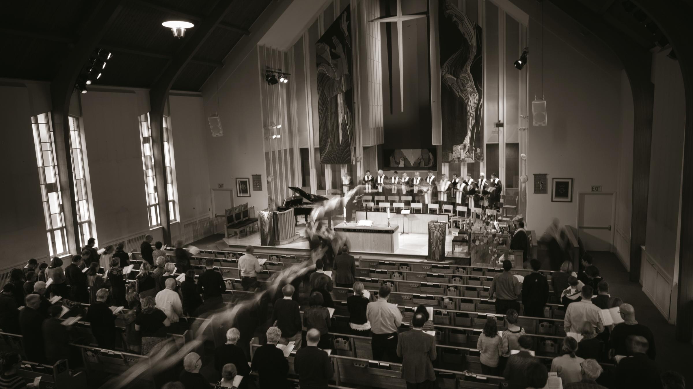 First Baptist Church Edmonton | Seeking the peace and well